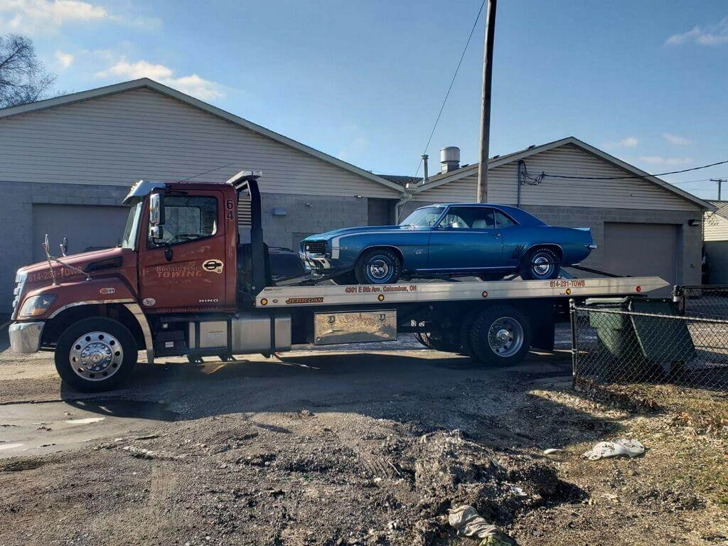 Broad James Towing
